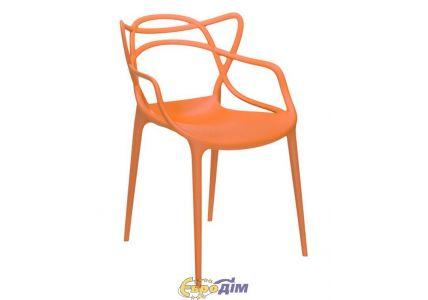 Стул садовый Flower Orange PP-601