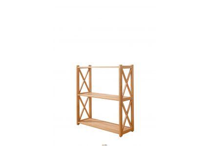Этажерка деревянная Винтаж 88*80*29