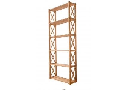 Этажерка деревянная Винтаж 211*80*29