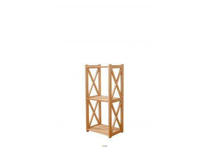 Этажерка деревянная Винтаж 88*40*29