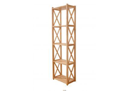 Этажерка деревянная Винтаж 170*40*29