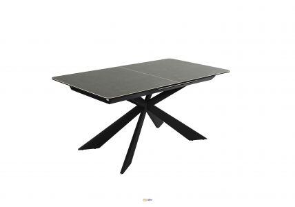 Стол обеденный Oregon T7065 Grey Gloss ceramic C20