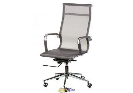 Кресло офисное Solano mesh grey