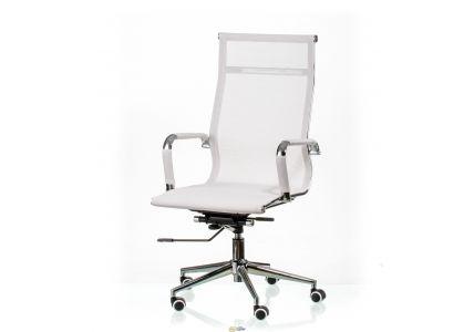 Кресло офисное Solano mesh white