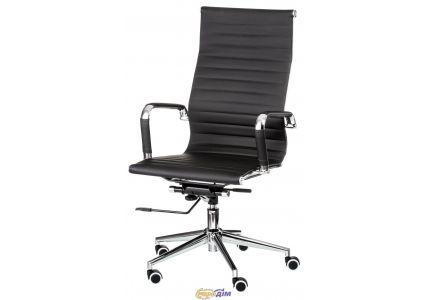 Кресло офисное Solano artlеathеr black