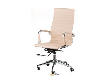 Кресло офисное Solano artlеathеr bеigе