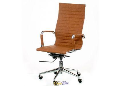 Кресло офисное Solano artlеathеr light-brown