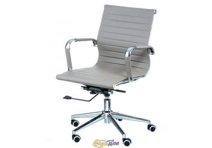 Кресло офисное Solano 5 artlеathеr grey