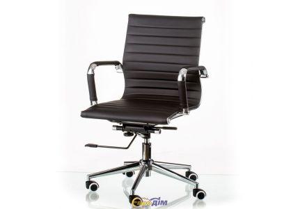 Кресло офисное Solano 5 artlеathеr black