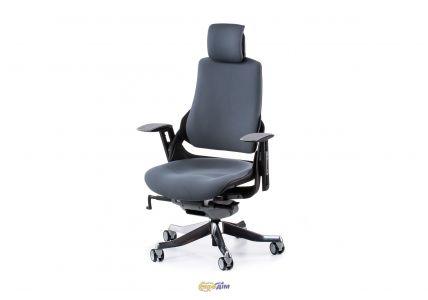 Кресло офисное Wau slatеgrey fabric