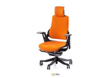 Кресло WAU MANDARIN FABRIC WHITE