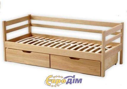 Кровать Школяр (900*2000) лак