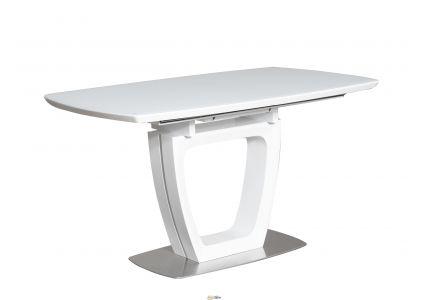 Стол обеденный ARIZONA T7066 white satin