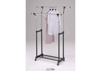 Стойка для одежды (передвижная) W-25