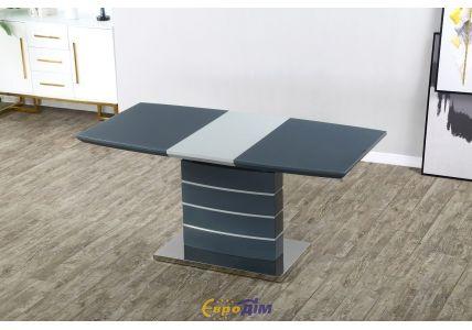 Стол обеденный Houston DT-9123-1 Dark grey