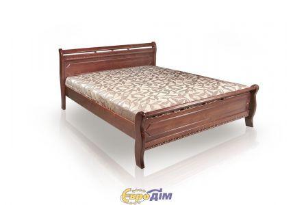 Кровать Флора 180 х 200 орех