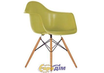 Кресло Тауэр Вуд зеленый