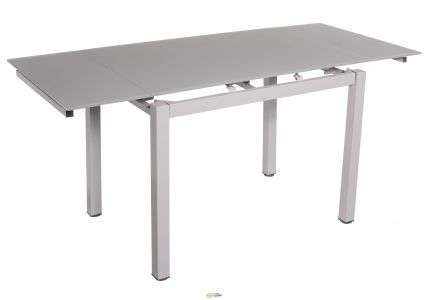 Стол обеденный DT-8110 серо-бежевый