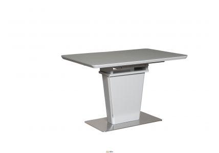 Стол обеденный DALLAS T-7247 Light grey satin