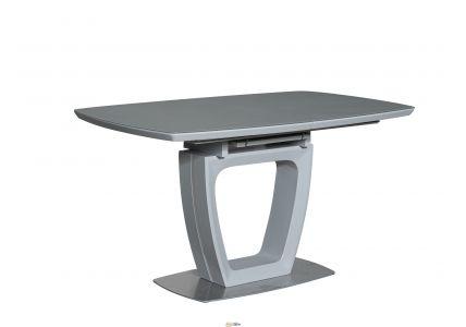Стол обеденный ARIZONA T7066 Light grey satin MINI