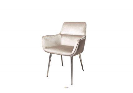 Кресло C-2525 Oliver mokko velvet