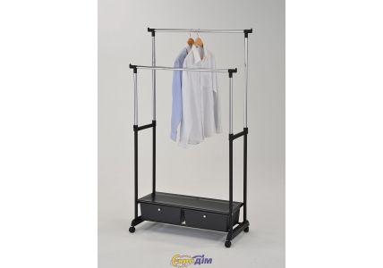 Стойка для одежды W-109 (2 ящика)