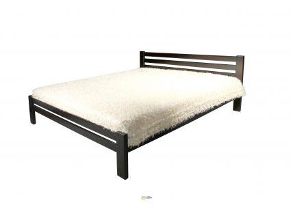 Кровать Классик (900*2000) щит сосна венге