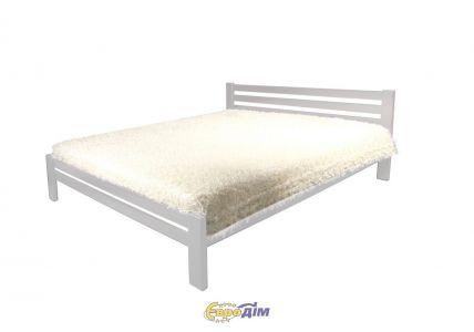 Кровать Классик (900*2000) ольха белый