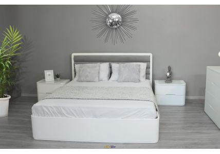 Кровать Милан 160х200 белая