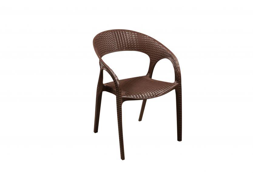 Пластиковые садовые стулья